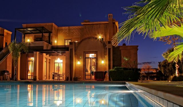 Une Location Villa Marrakech Avec Piscine En Novembre