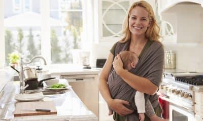 echarpe de portage bebe