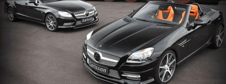 personnalisation voitures de Luxe