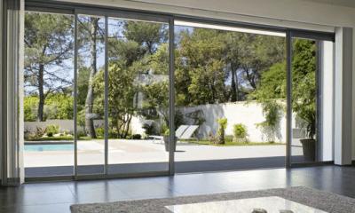Comment choisir une baie vitrée à galandage